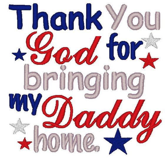 Instant Download Thank You God for Bringing by ChickpeaEmbroidery, $3.50