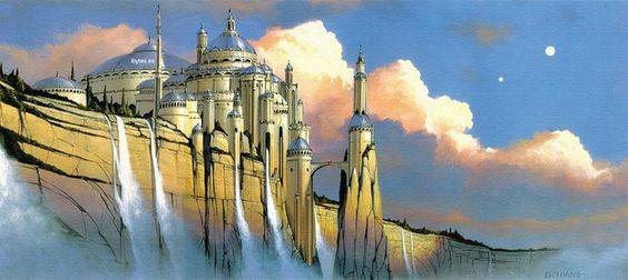 Doug Chiang artwork