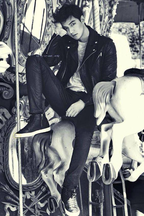 Lee Min Ho for HIGHCUT Magazine November 2014 Issue.