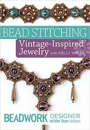 Bead Stiching: Vintage-Inspired Jewelry Beadwork Designer of the Year: Amazon.de: Kelly Wiese: Fremdsprachige Bücher