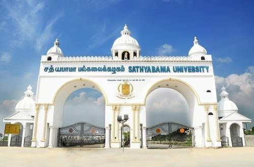 Sathyabama Institute of Science and Technology part time M.E, M.Tech degrees declared valid by JNTU, Anantapur