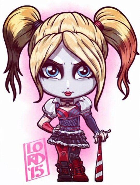 Harley Quinn - Arkham Knight