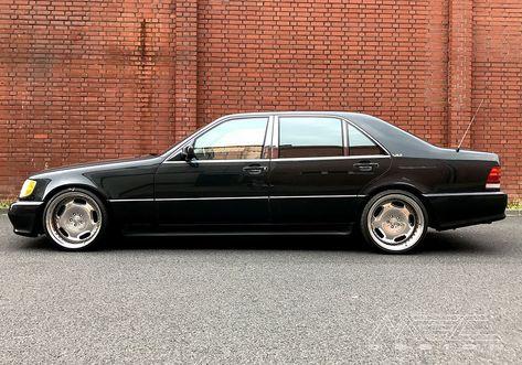 Mercedes Benz S600 W140 Mec Design Wheels Mersedes Amg