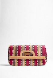 CARVEN clutch on sale!!
