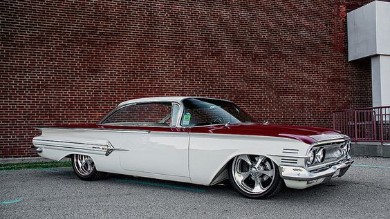 Restored 1960 Chevy Impala