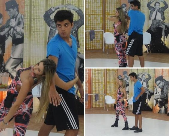 Raquel Guarini, a bailarina ganhadora da Dança dos Famosos, usou e abusou dos macacões fitness.
