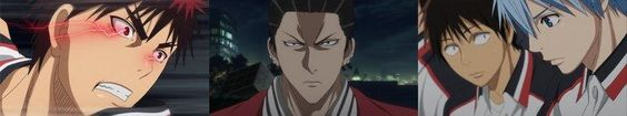 Kuroko no Basket S3 VOSTFR | Animes-Mangas-DDL