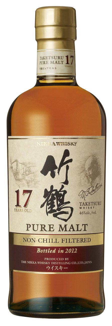 Nikka Taketsuru 17YO Pure Malt (Non-Chill Filtered 2012 release)