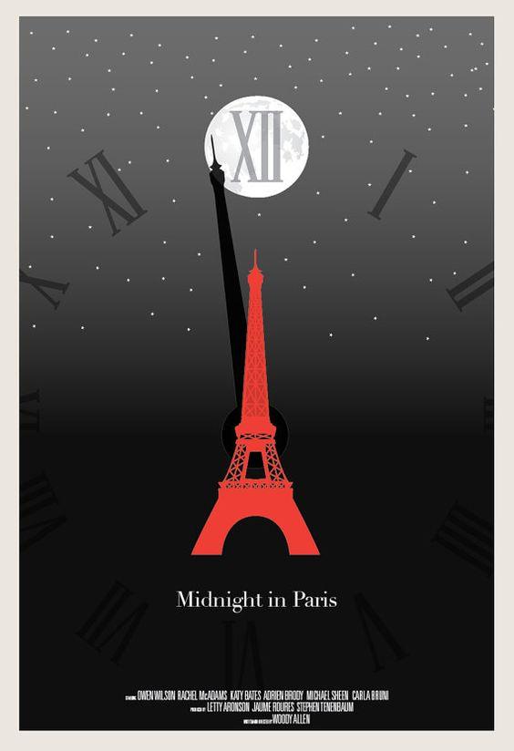 Midnight in Paris. Lindo, leve e contagiante.