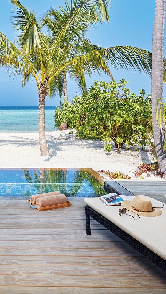 Amari Havodda Maldives 5 Sterne Maldives Hotel Maldives Beach