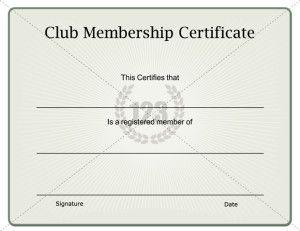 membership certificate template certificate templates membership certificate template. Black Bedroom Furniture Sets. Home Design Ideas