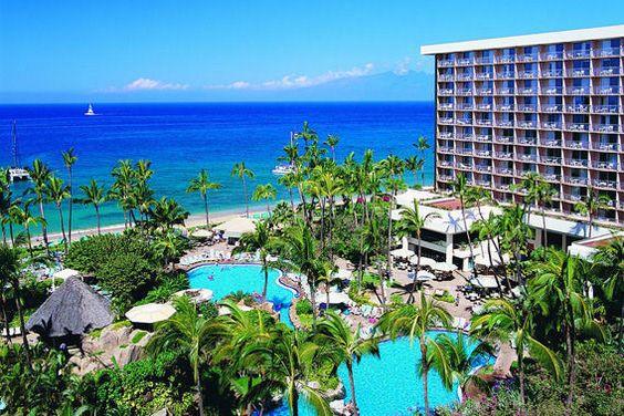 The Westin Maui Resort & Spa, Ka'anapali - Maui, Hawaii