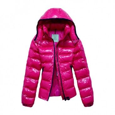 Winter is coming up!    That's a perfectly good reason for a new pink coat.
