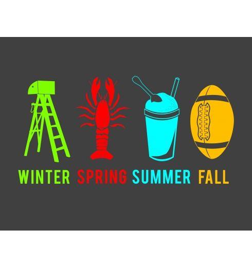 Louisiana seasons <3