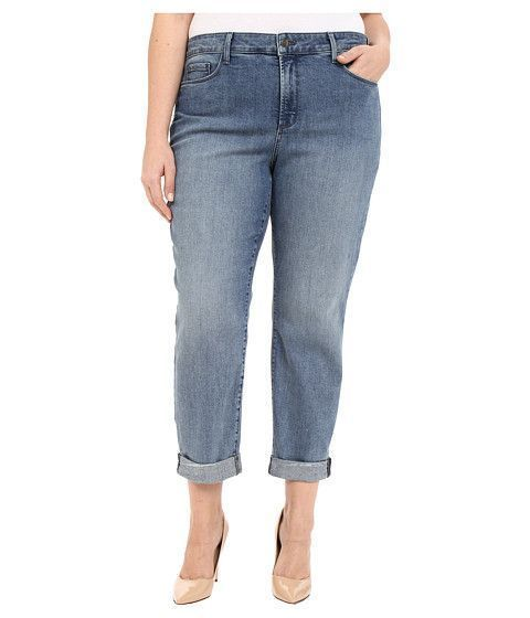 These  stylish NYDJ Jeans are a plus size 22W and Sylvia  style! Love the Boyfriend jeans and these have lift and tuck slimming technology!
