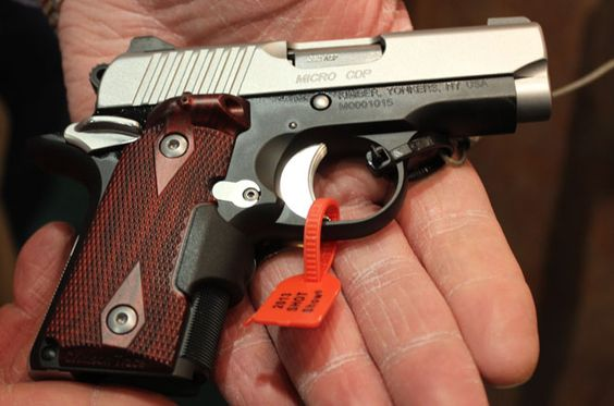 Editorial: My Top Five Guns from Shot Show 2013