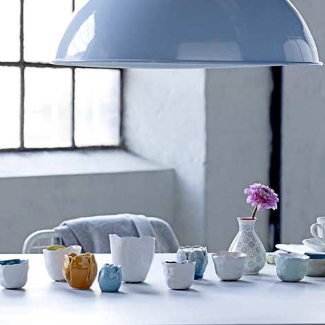 Set the mood in your home with these fabulous finishing touches from BloomingVille.  From Wysada.com