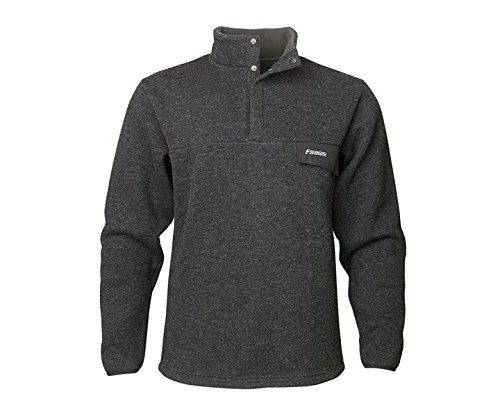 Sage Wool Pullover Charcoal