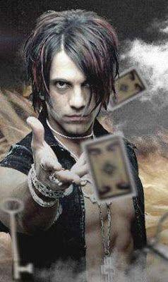 Criss Angel Mindfreak Magician AE Network | Christopher Nicholas Sarantakos Biography Street Magician | Criss Angel Believe Magic Act Luxor casino - Note Magazine Online