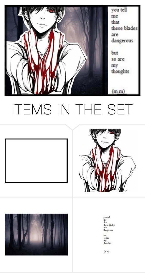 """Dangerous"" by gamergirl45723 ❤ liked on Polyvore featuring art"