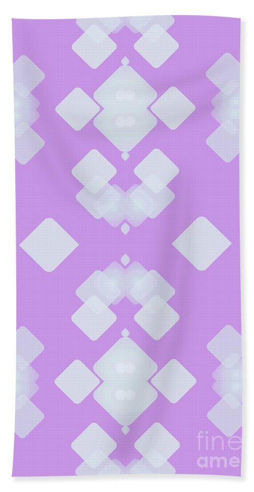 Light Dreams In Lilac Beach Towel For Sale By Rachel Hannah