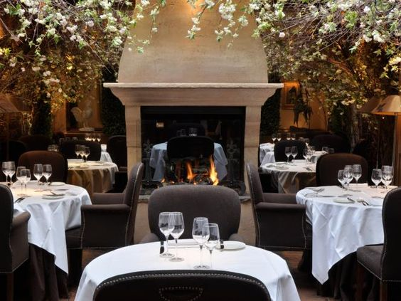 Clos maggiore london england covent garden updated for Best private dining rooms covent garden