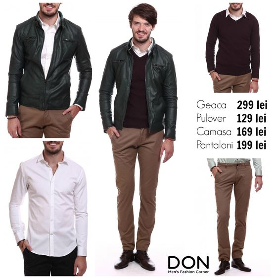 SHOP THE LOOK, 716 lei don-men.com #donstyle #mensfashion
