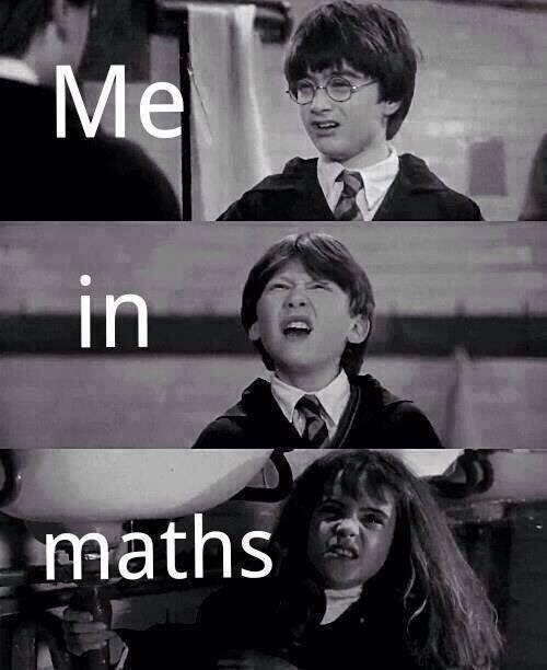 Maths Maths Harry Potter Memes Harry Potter Feels Harry Potter Memes Hilarious