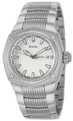 Bulova Accutron Corvara Men's Automatic Watch 63B036 Accutron. Save 65 Off!. $312.84