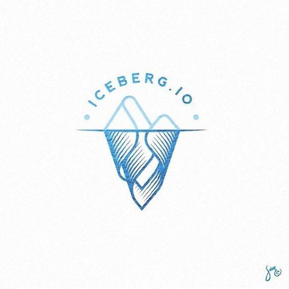 Idea Design brazil map and flag theme idea design Logo Design Iceberg Logo Idea Design Made By Mrsimc Logoplace