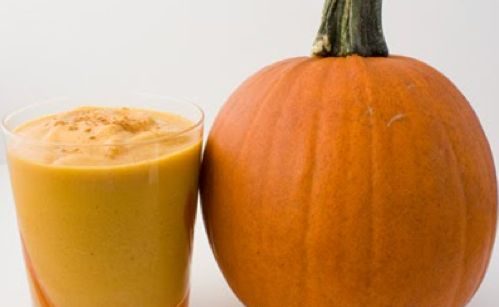 Pumpkin Spice RVL Shake.    Who says you have to wait for Thanksgiving to enjoy some pumpkin pie? This pumpkin shake is a weight loss recipe to die for. Mmmmm!