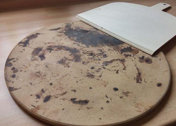 Pizzastein richtig auf dem Grill verwenden - arne-grillt.de | Leckere Kost vom…
