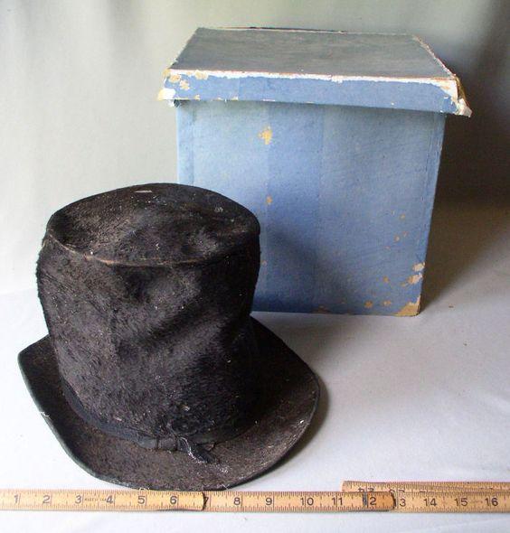 chapeau & boite