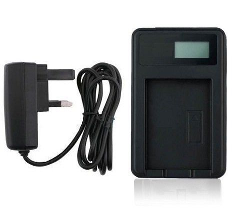 FZ150 Ladegerät Black + Akku DMW BMB9E für Panasonic Lumix