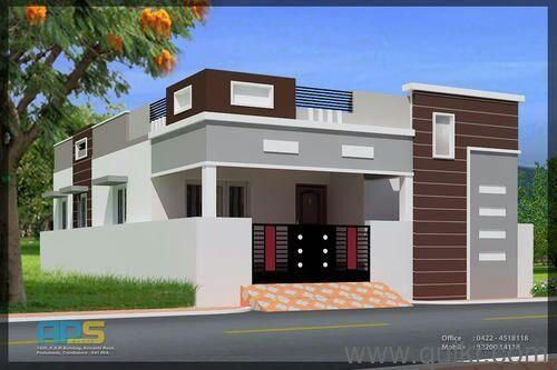 Related Image Small House Elevation Design Single Floor House Design Independent House