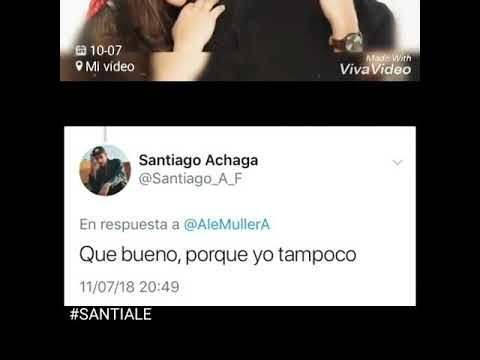 Santiago Achaga Y Ale Muller Ale Muller Santiago Videos