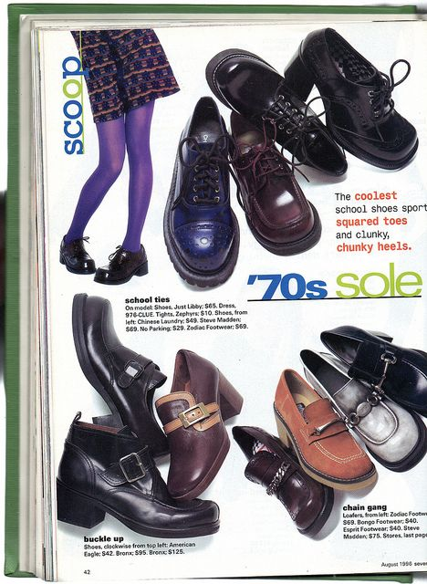 August 1996, i had a pair like the ones top right!