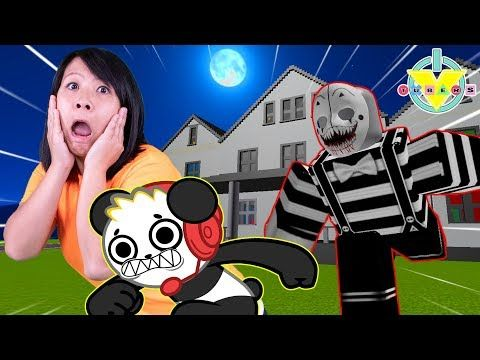The Scary Mansion Roblox Escape Haunted Mansion In Roblox Let S Play Roblox Mansion With Ryan S Mommy Vs Combo Panda Youtube In 2020 Play Roblox Roblox Haunted Mansion