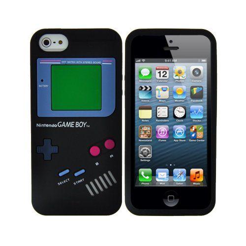 Épinglé sur iPhone coque gameboy