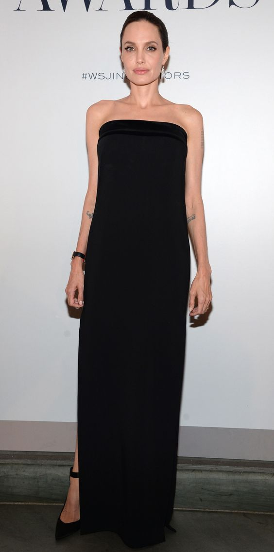 Look of the Day - Angelina Jolie - from InStyle.com