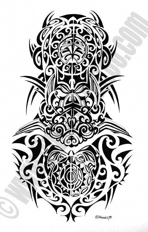Maori Tattoos Meanings Maoritattoos Maori Tatuagem Maori Na