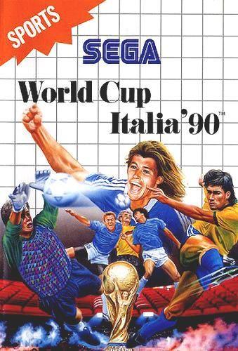## #sega master system - world cup italia 90 / ms spiel ## from $7.98