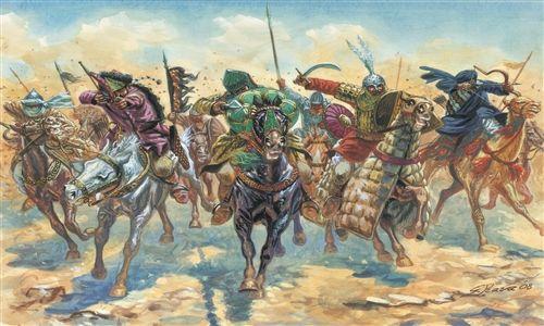 Saladino al ataque