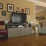 cool tv stand...love this site! now to motivate the hubby