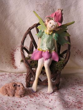 Fairy Blog by Carla Nelson