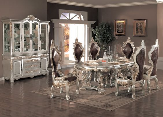 expensive dining room furniture fancy luxury formal dining room sets