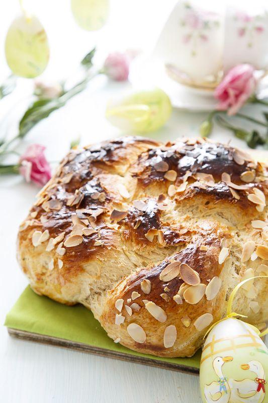 Пасхальный хлеб - Home is in the kitchen