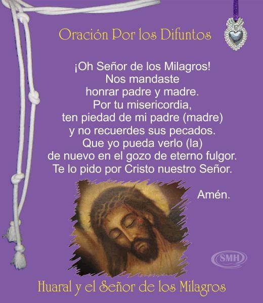 Comunion Relacionados Oraciones Para Difuntos Dedicatorias picture ...