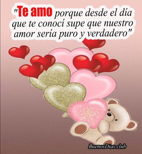 40 Razones Por Las Que Te Amo Y Te Amare Siempre Imagenes De Buenos Dias Y Frases De Vida Frases De Te Amo Razones Por Las Que Te Amo Te Amo