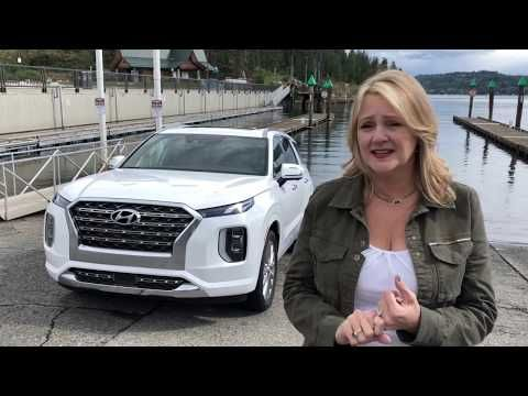 Hyundai Palisade 2020 3 Row Suv Youtube In 2020 3rd Row Suv Best Suv For Family Best Suv